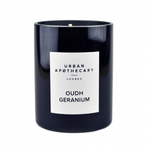 Urban Apothecary - Scented Candle - Oudh Geranium